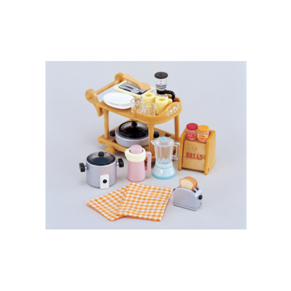 sylvanian-families-kitchen-cookware-set