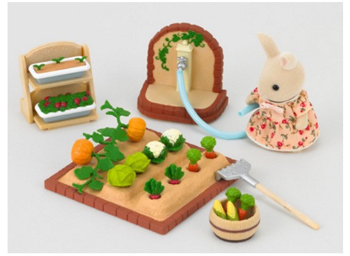 sylvanian-families-vegetable-garden-set-new