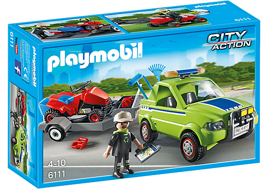 playmobil-landscaper-with-lawn-mower-6111
