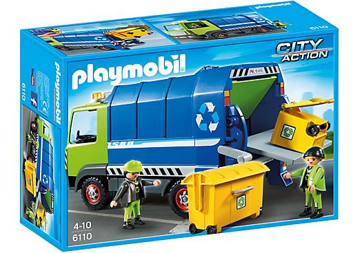 playmobil-recycling-truck-6110