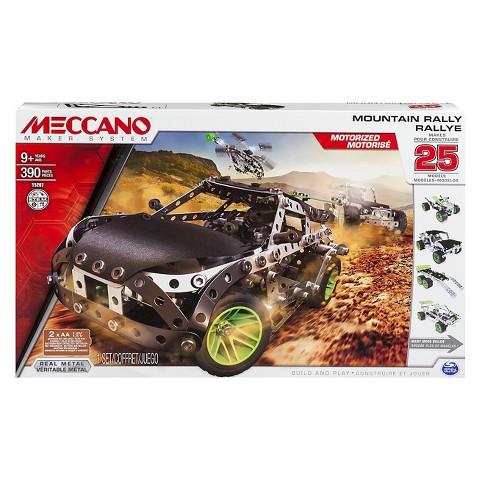meccano-mountain-rally-25-model-set