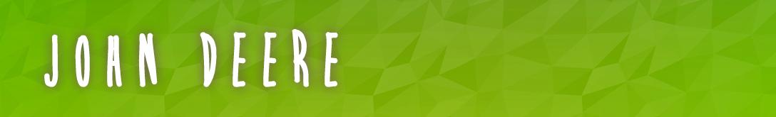 John Deere Australia Brand Banner